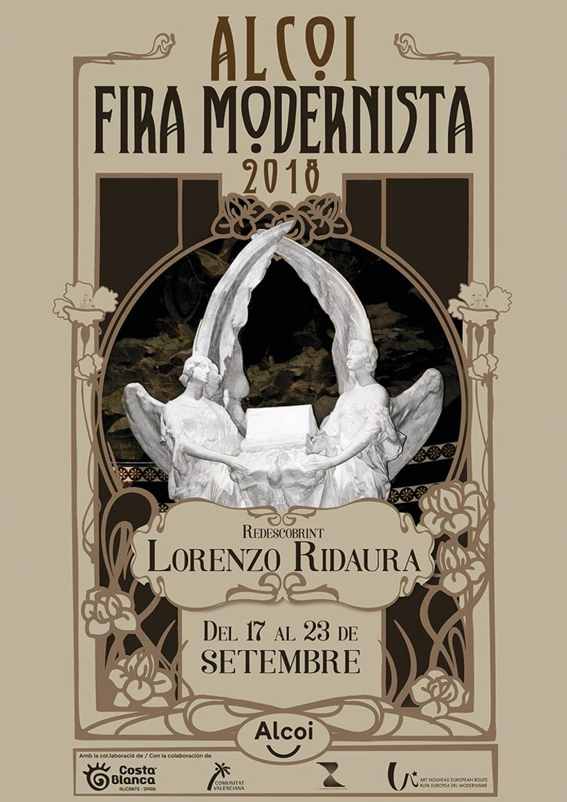 II FIRA MODERNISTA ALCOI 2018 0
