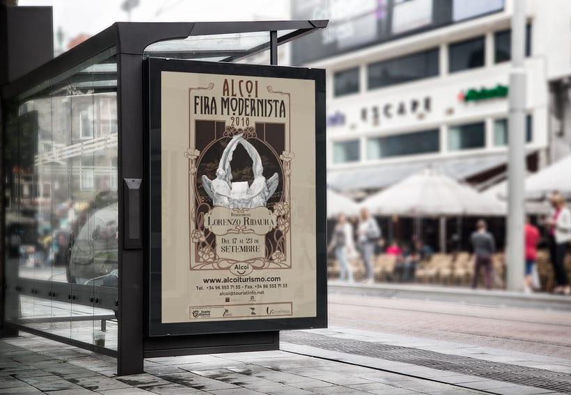 II FIRA MODERNISTA ALCOI 2018 5