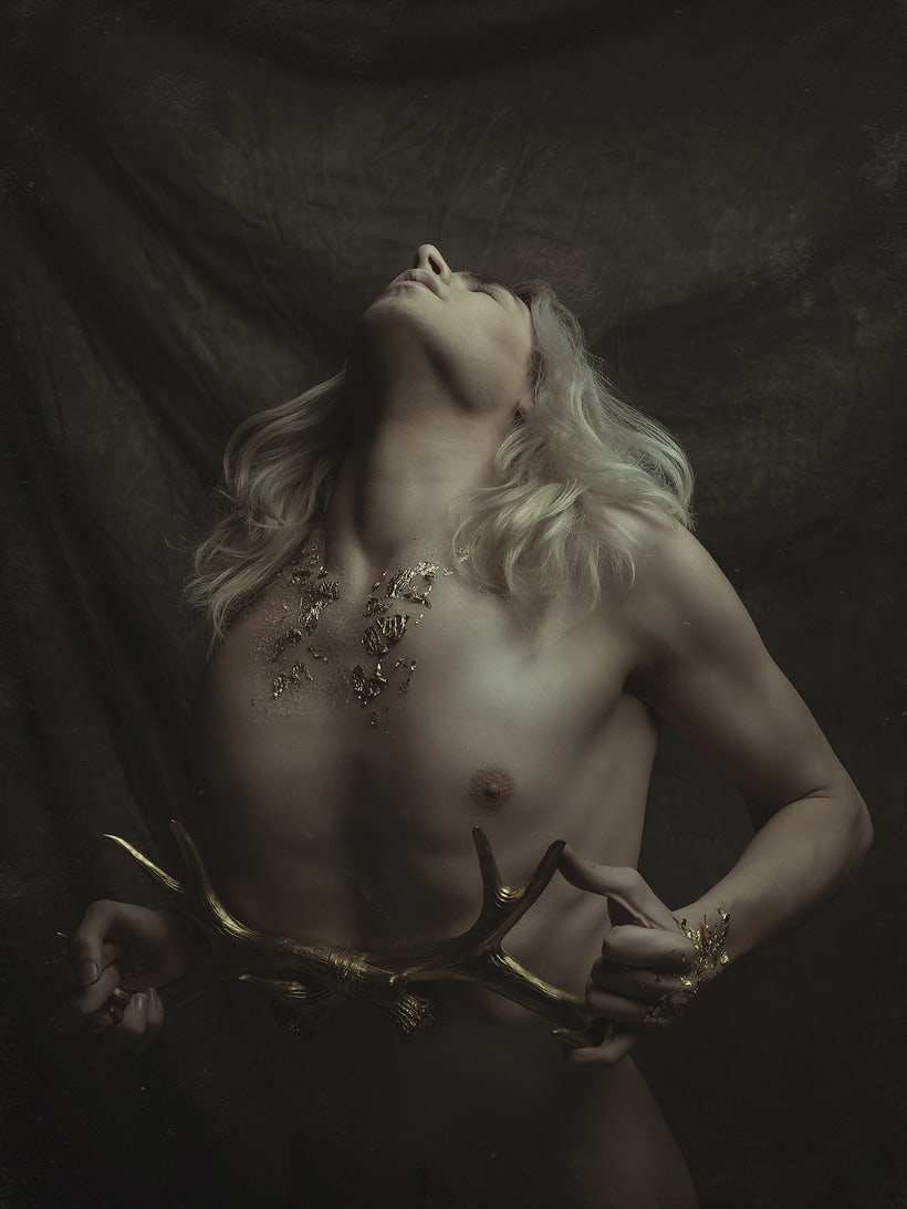 Trabajos realizados en el curso de fotografía de desnudo artístico 9