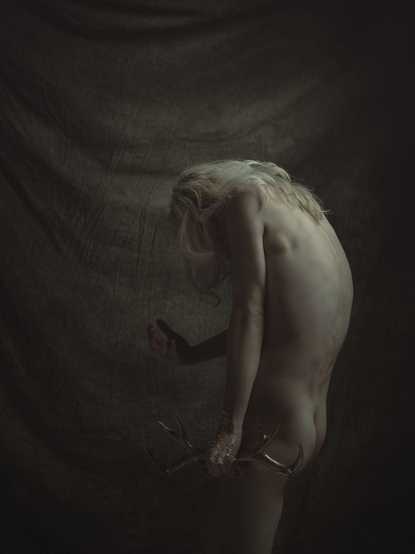 Trabajos realizados en el curso de fotografía de desnudo artístico 10
