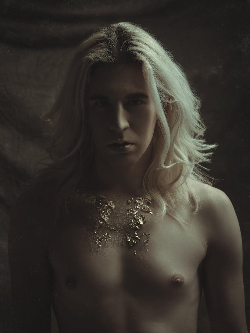 Trabajos realizados en el curso de fotografía de desnudo artístico 13