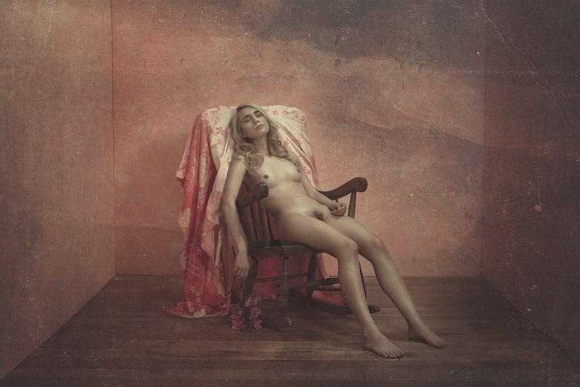 Trabajos realizados en el curso de fotografía de desnudo artístico 19