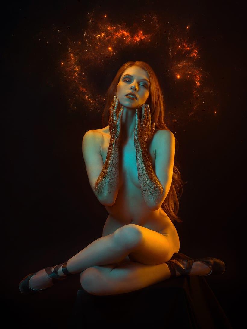 Trabajos realizados en el curso de fotografía de desnudo artístico 22