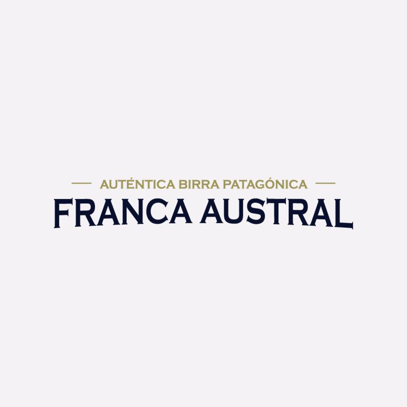 Branding - FRANCA AUSTRAL 0