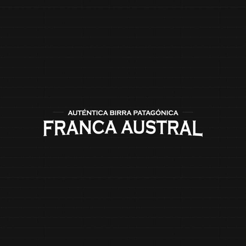 Branding - FRANCA AUSTRAL 2