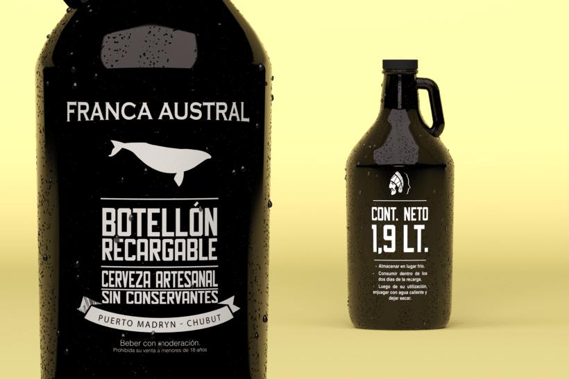 Branding - FRANCA AUSTRAL 5