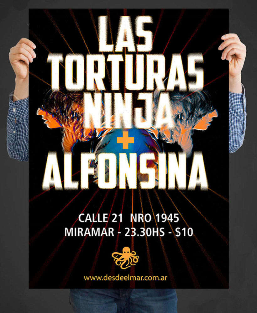Posters for Alfonsina 4