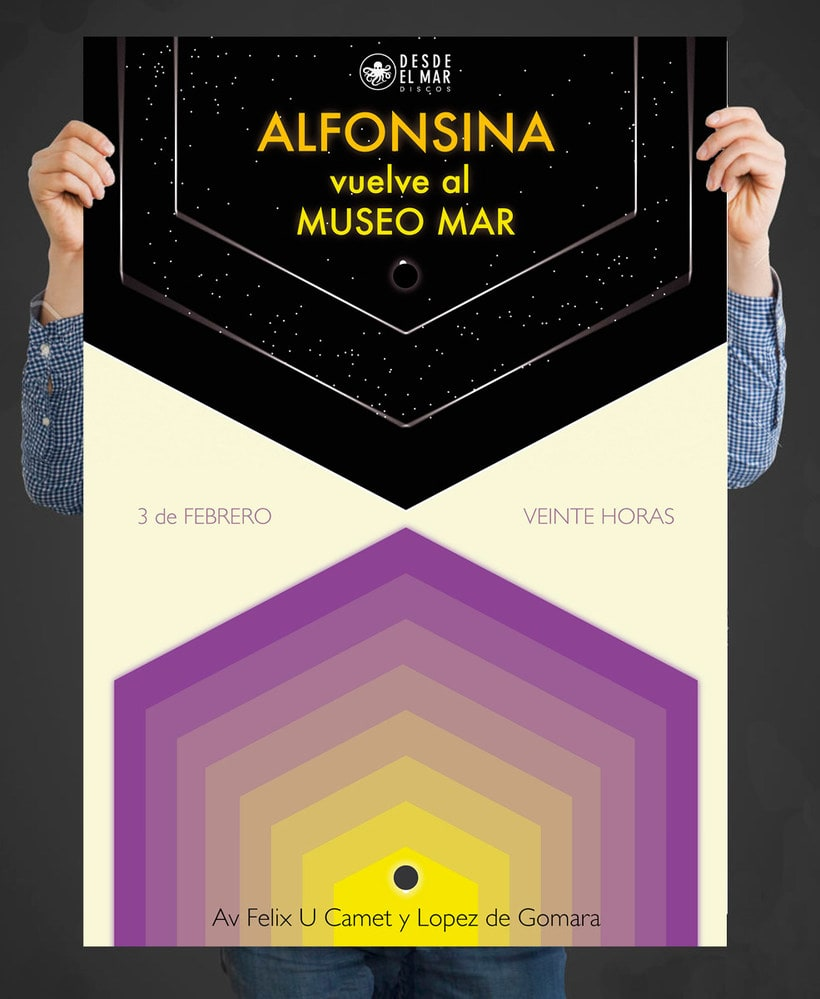 Posters for Alfonsina 2