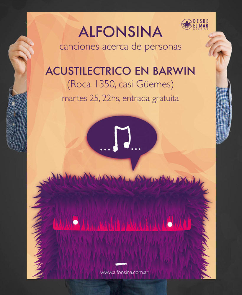 Posters for Alfonsina 3