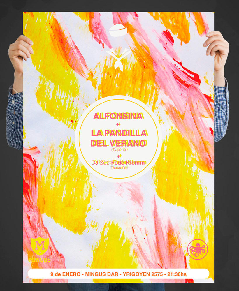 Posters for Alfonsina 1