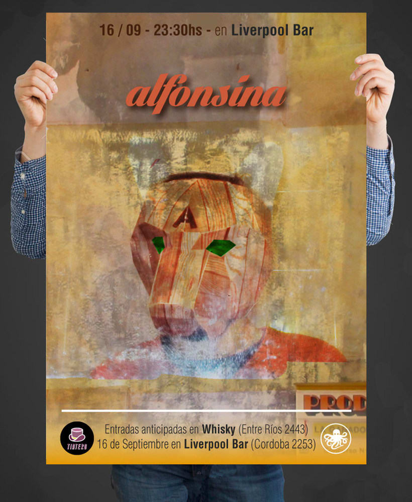 Posters for Alfonsina 0
