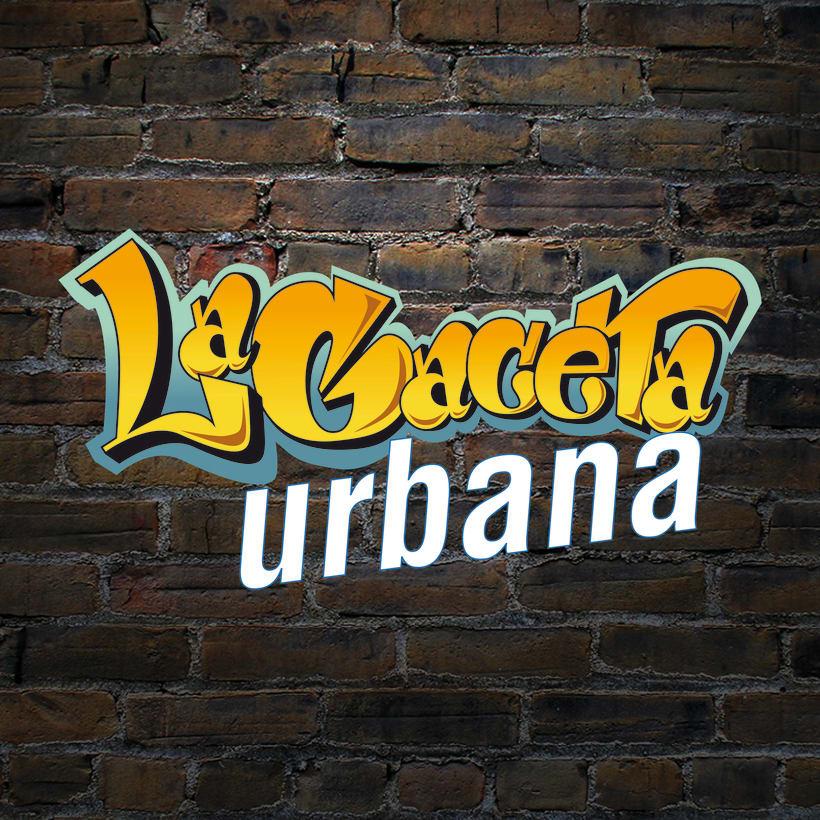 Pruebas Logo La Gaceta Urbana. Revista juvenil -1