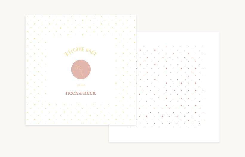 Tarjetas Regalo Neck&Neck 2
