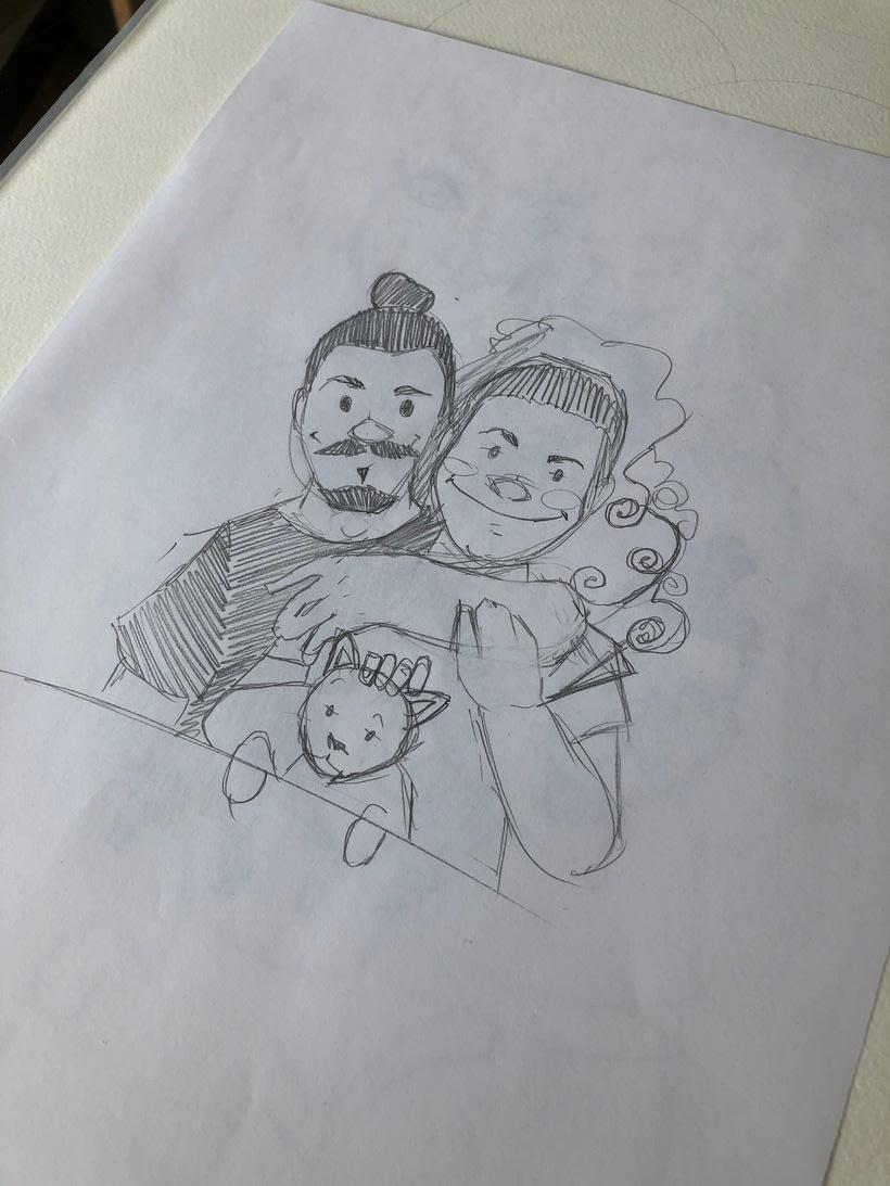 Pequeña Familia 0