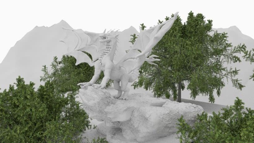 Mi Proyecto del curso: Modelado de personajes en 3D 2