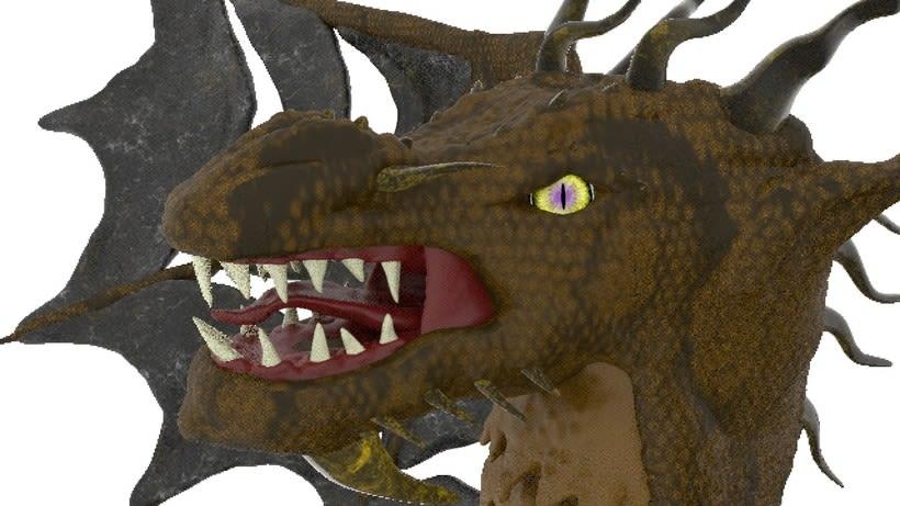 Mi Proyecto del curso: Modelado de personajes en 3D 4