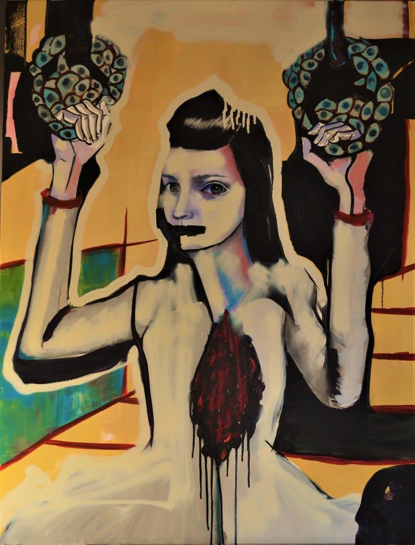 Murales artísticos  ( espacios públicos ,centros culturales ) -1