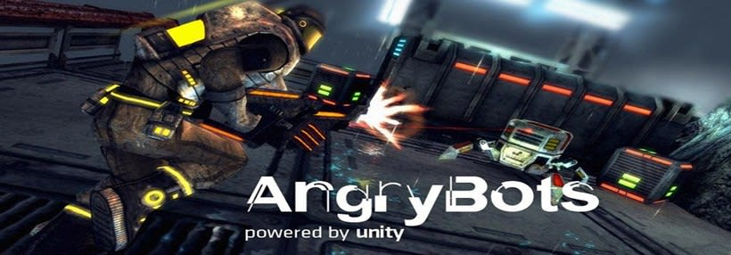 AngryBots GamePlay 0