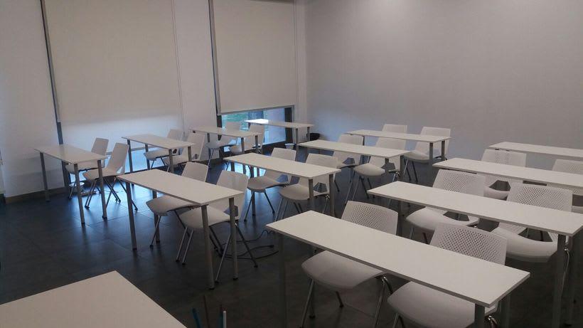 Sala Formación Inn Offices Estadio  5