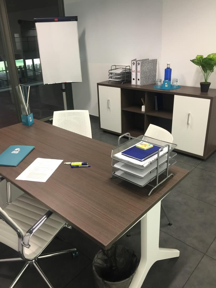 Módulos de oficina 2