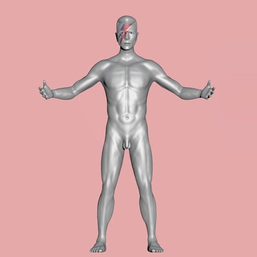 Figurative_3D modelling+render 0