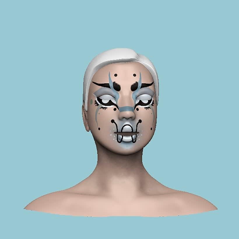 Figurative_3D modelling+render 1