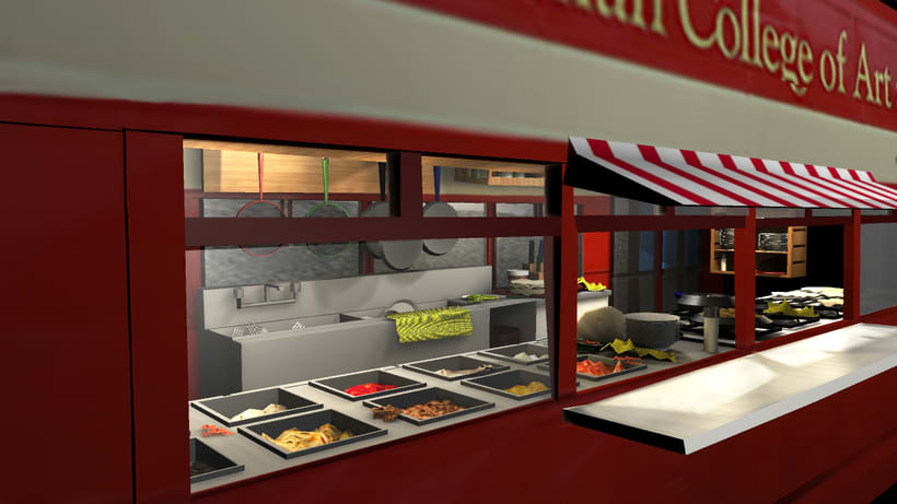 Inside the Food Truck -1