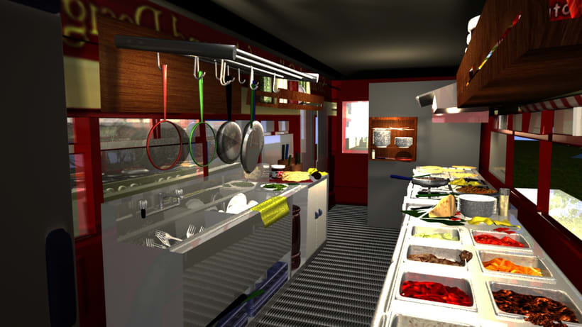 Inside the Food Truck 2