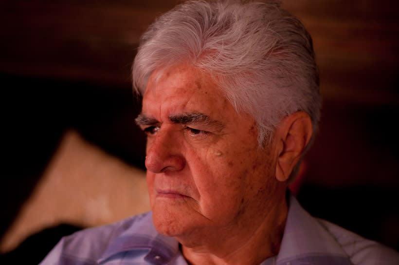 Fotografía de retrato con luz natural : Mi Padre 4