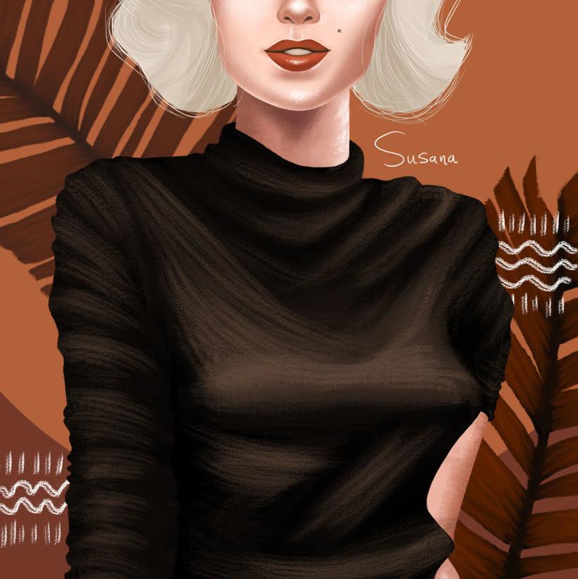 Marilyn Monroe. 2