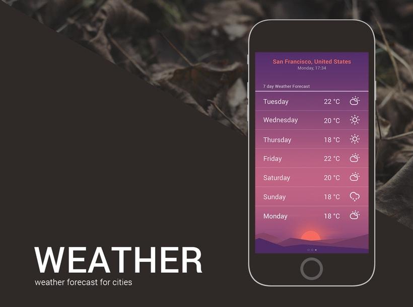 Weather App -1