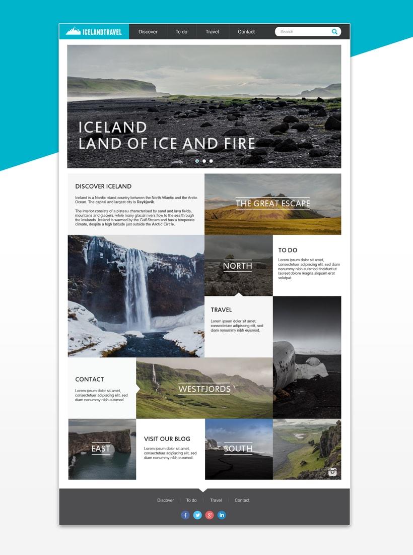 Iceland travel / website -1