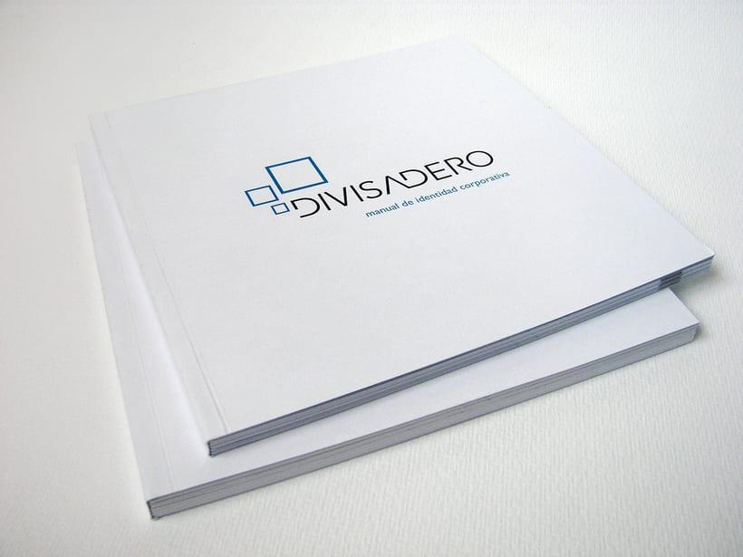 Divisadero / identidad corporativa -1