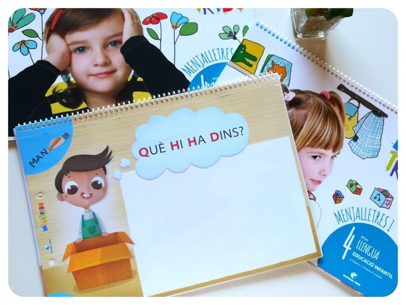 Editorial Teide. Proyecto Minitribu. Ilustración infantil 17
