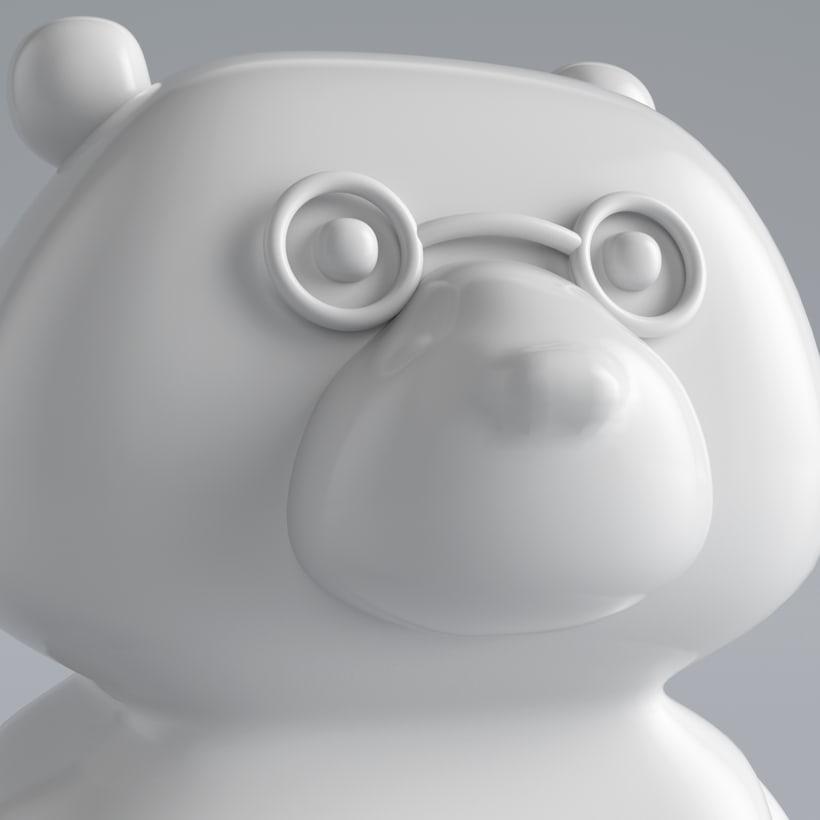 Meu projeto do curso: A família de urso por um outro lado 3
