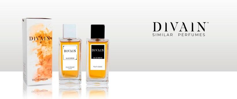 DIVAIN - Branding integral 0