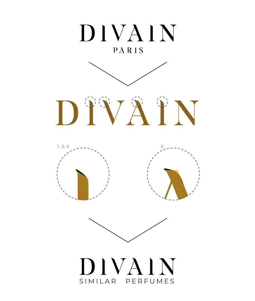 DIVAIN - Branding integral 2