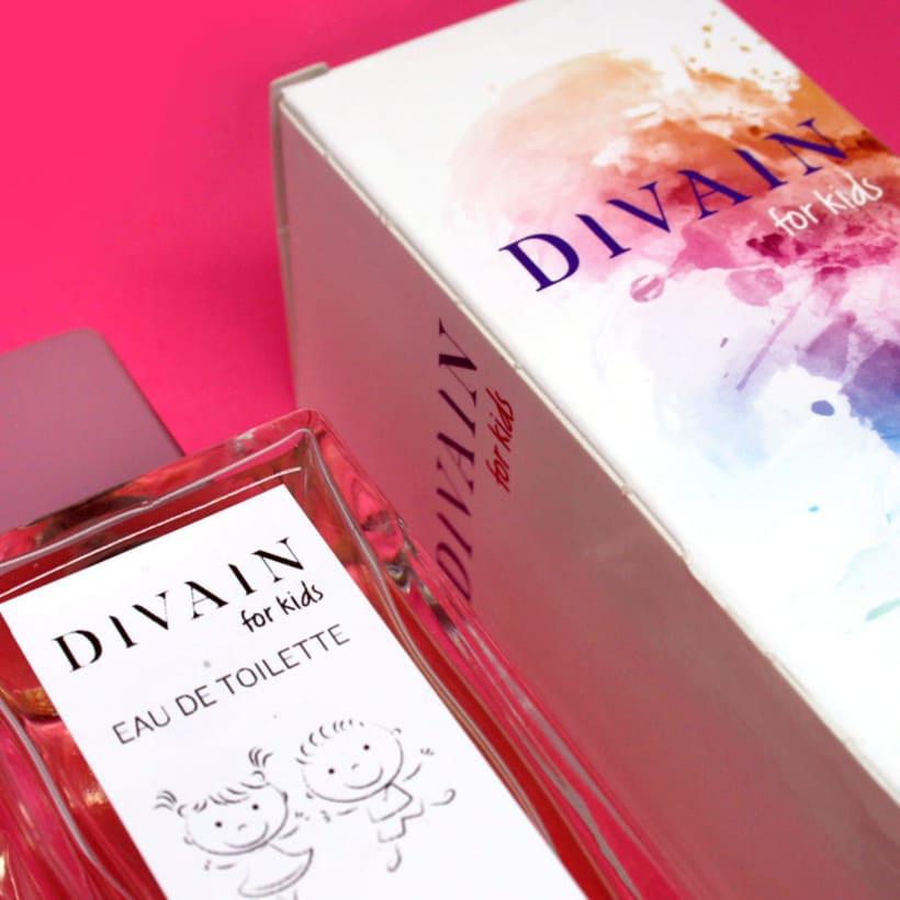 DIVAIN - Branding integral 11