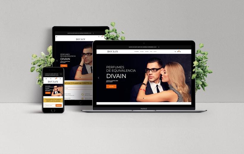DIVAIN - Branding integral 13