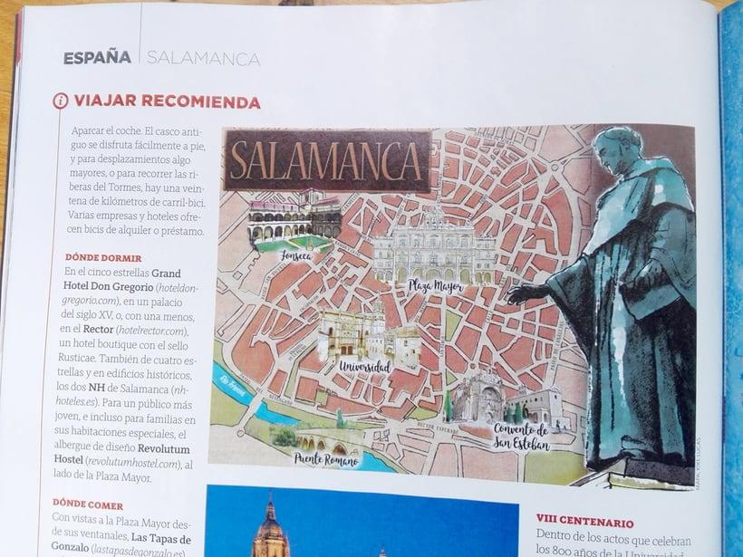 Mapa de Salamanca 3