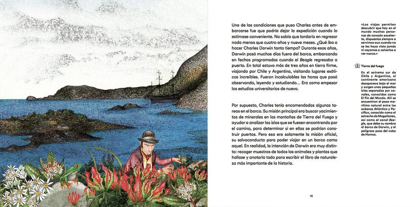 Charles Darwin. El viaje que cambió la historia 2