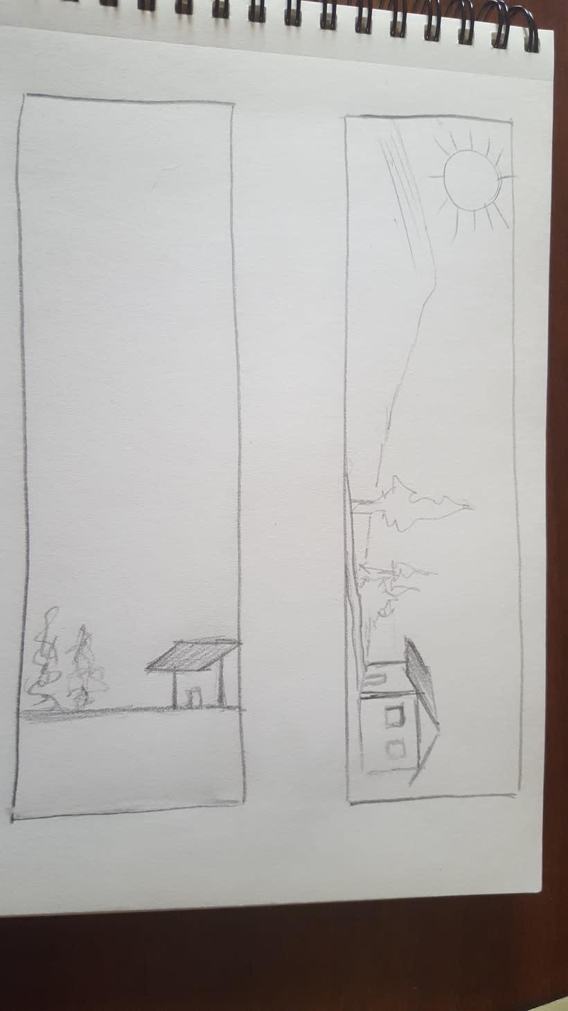 personaje y paisaje en horizontal y vertical pillo 0