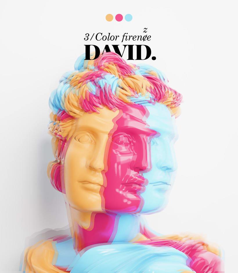 TRI/color. DAVID. 5