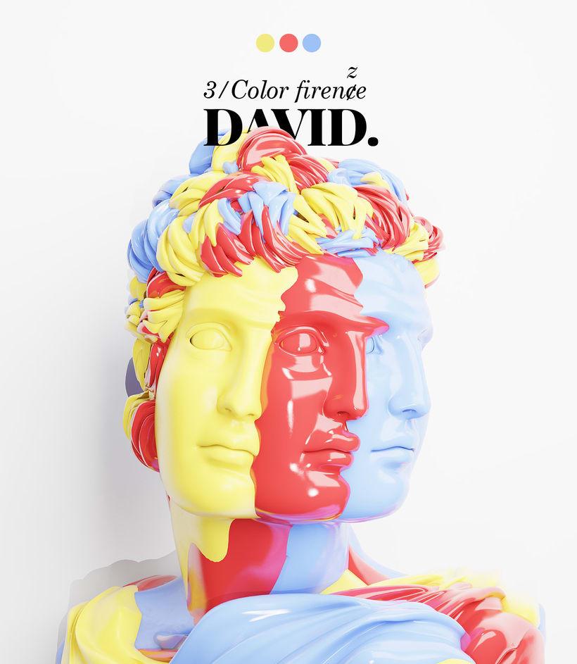 TRI/color. DAVID. 3