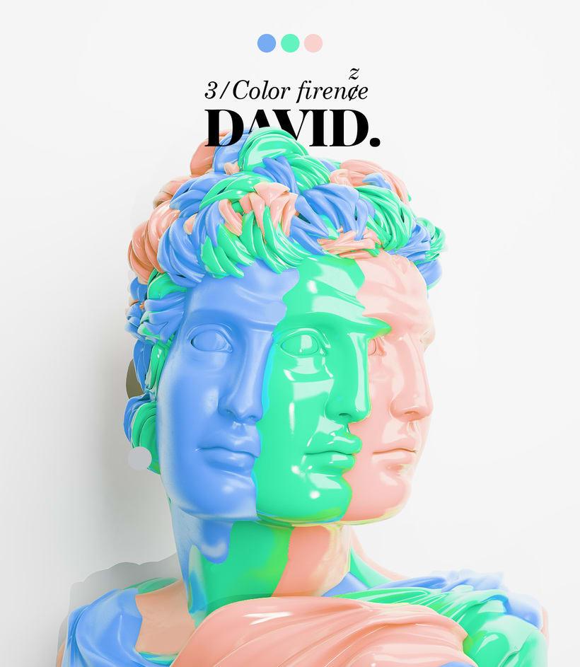 TRI/color. DAVID. 1