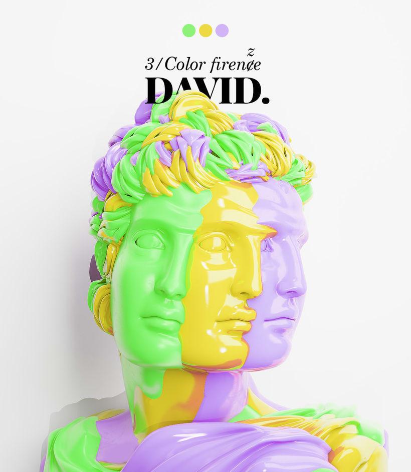 TRI/color. DAVID. 2