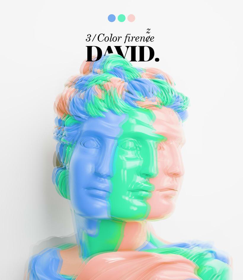 TRI/color. DAVID. 6