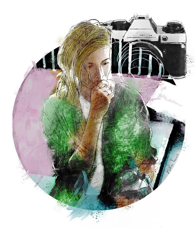 Retrato de Faustine Martin 0