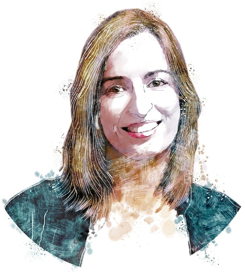 Retrato de Roberta Tenconi 0
