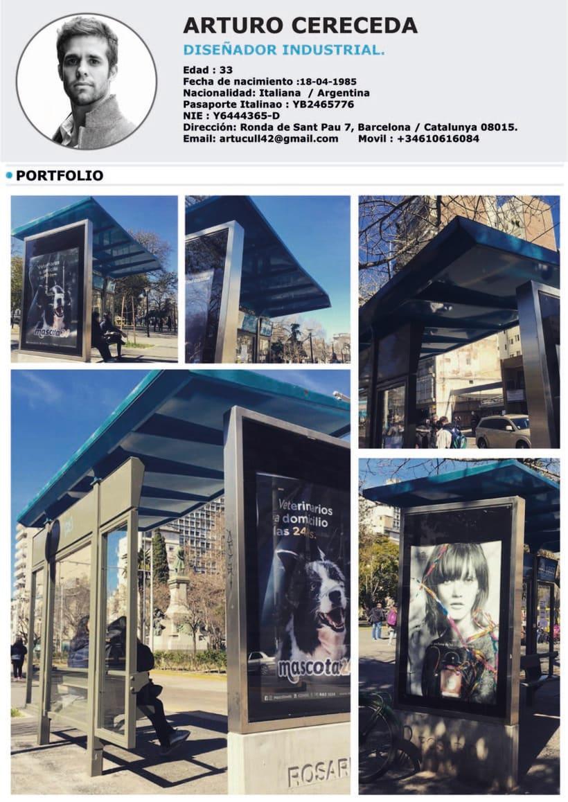 Proyecto para el Municipio de la ciudad de Rosario, Argentina 2016 -1
